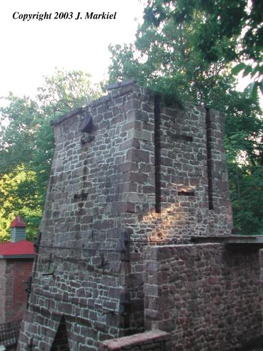Side View of Furnace